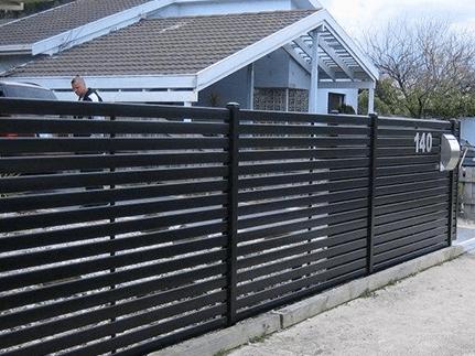Slat Style Fencing Img
