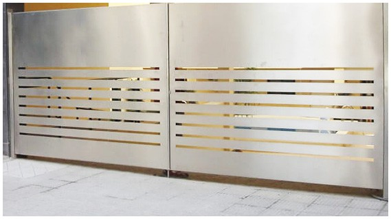 Custom Made Gates Automatic Gates