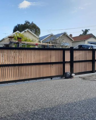 Brunswick Automatic Gate Project