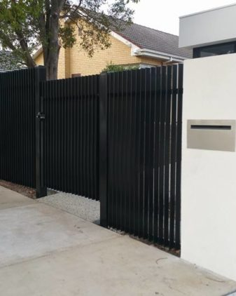 Hampton East Automatic Gate Project