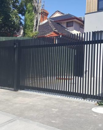 St Kilda Fencing Project